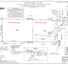 Lot 5 and 6 Mission Commons Plat with Address 2