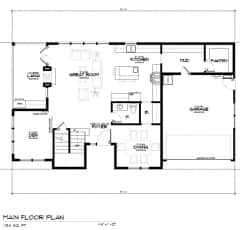11 -13581 Rogers Road, Main Floor plan copy 2